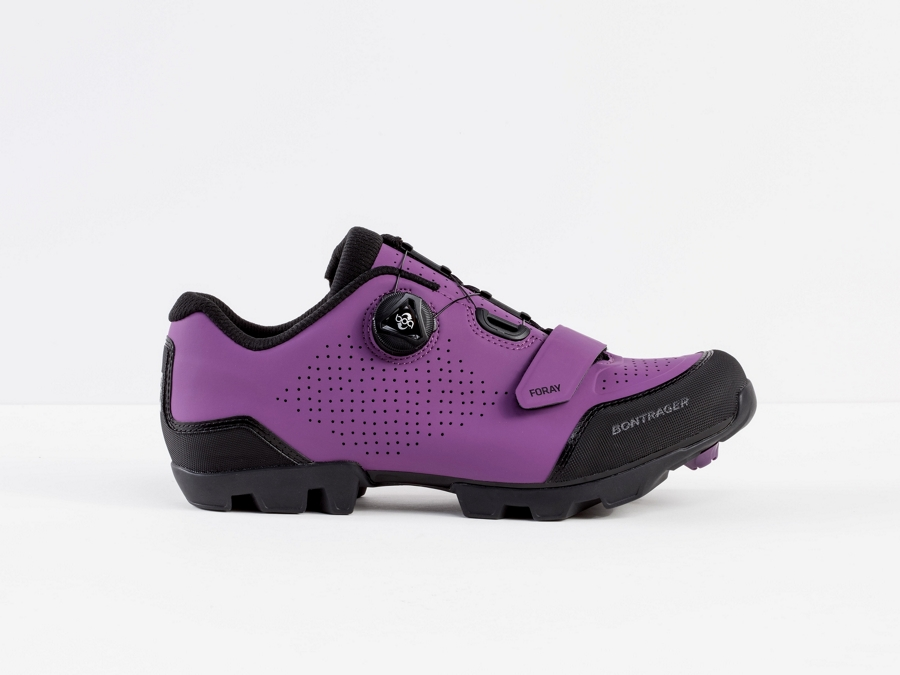 Bontrager Schuh Foray Women's 38 Purple Lotus