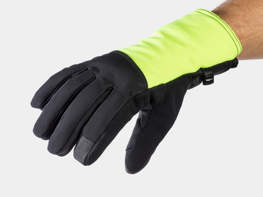 Bontrager Glove Velocis Winter Medium Radioactive Yellow