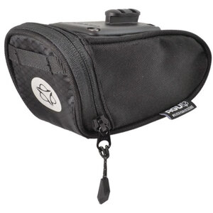 AGU Essentials Saddlebag Small Klickfix schwarz