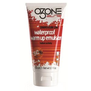 Elite Aufwärmendecrème Waterproof Warm-Up Tube à 150 ml